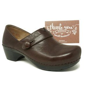 Dansko Womens Clogs Nursing Shoes Size 39 EU 8.5-9